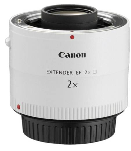 Objektivadapter Canon EF Extender 2,0 x III Adaptiert: Canon EF - Canon EF