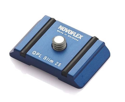 Novoflex QPL Slim 25 Klemmplatte Slim 25x39 mm