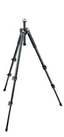 Dreibeinstativ Manfrotto aluminium statief MT293A3 3/8 Zoll Arbeitshöhe=149 cm (max) Schwarz