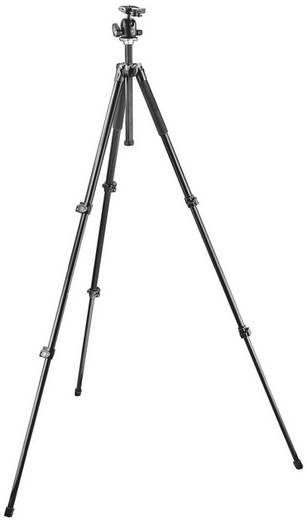 Dreibeinstativ Manfrotto Stativ Kit MK294A3-A0RC2 Arbeitshöhe=50 - 179 cm Schwarz Kugelkopf