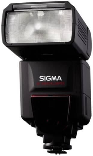 Aufsteckblitz Sigma Foto Sigma EF-610 DG Super PA Passend für=Pentax Leitzahl bei ISO 100/50 mm=61