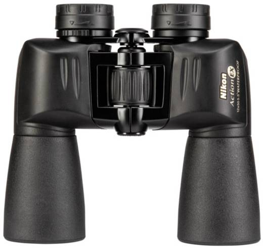 Fernglas Nikon Action EX 12x50 CF 12 x 50 mm Schwarz