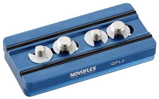 Novoflex Q=PLATE PL 2 Klemmplatte 84mm