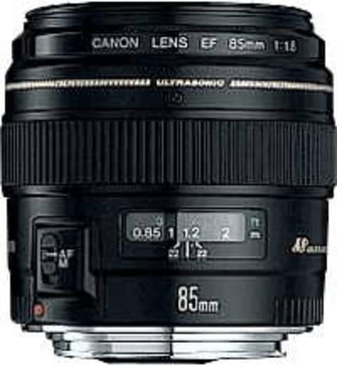 Tele-Objektiv Canon EF USM 1,8/85 f/1 - 1.8