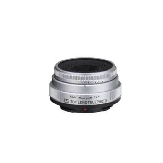 Tele-Objektiv Pentax Q Lens 05 Toy Tele 8 mm