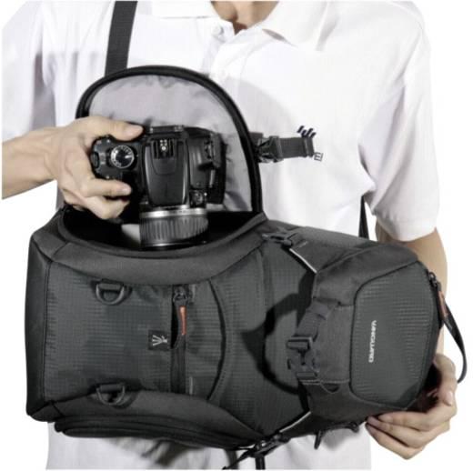 Rucksack Vanguard Adaptor 45 rugzak grijs Notebookfach