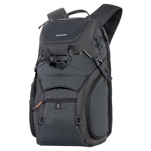 Rucksack Vanguard Adaptor 46 rugzak zwart Notebookfach
