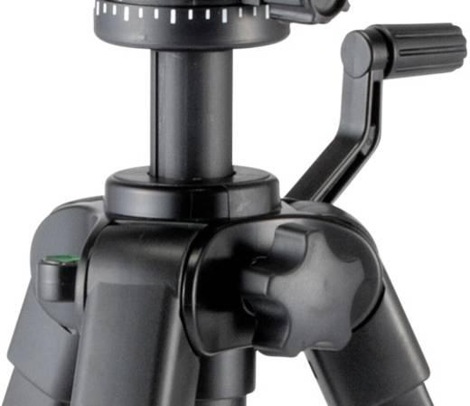 Dreibeinstativ Velbon V36024 Arbeitshöhe=67 - 171 cm Schwarz Wasserwaage