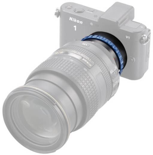Objektivadapter Novoflex Adaptater Nikon für Nikon 1 Adaptiert: Nikon - Nikon 1