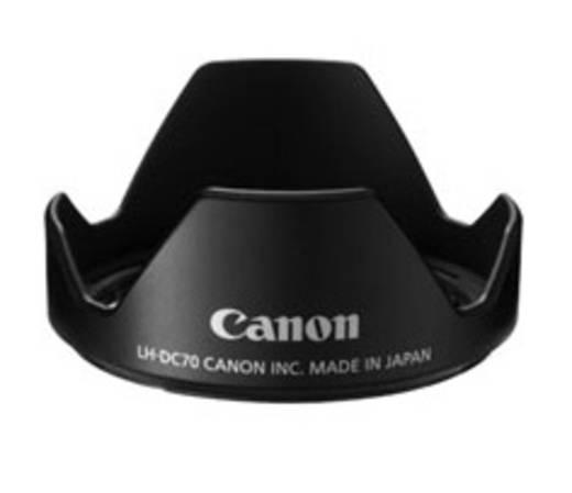 Canon LH-DC 70 Gegenlichtblende