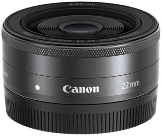 Weitwinkel-Objektiv Canon 2,0/22 mm STM f/1 - 2.0 22 mm