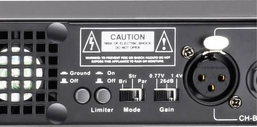 PA Verstärker LD Systems LDXS400 RMS Leistung je Kanal an 4 Ohm: 200 W