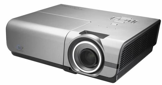 DLP Beamer Optoma E1P1D0P11031 Helligkeit: 4200 lm 1920 x 1080 HDTV 10000 : 1 Silber
