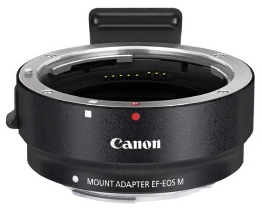 Objektivadapter Canon Adaptater Mount EF-EOS M