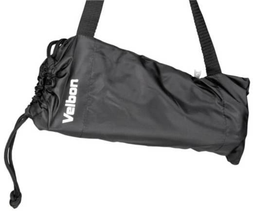 Dreibeinstativ Velbon V42460 Arbeitshöhe=35 - 157 cm Schwarz inkl. Tasche