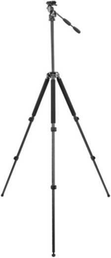 Dreibeinstativ Velbon Geo E635D Arbeitshöhe=183 cm (max) Schwarz