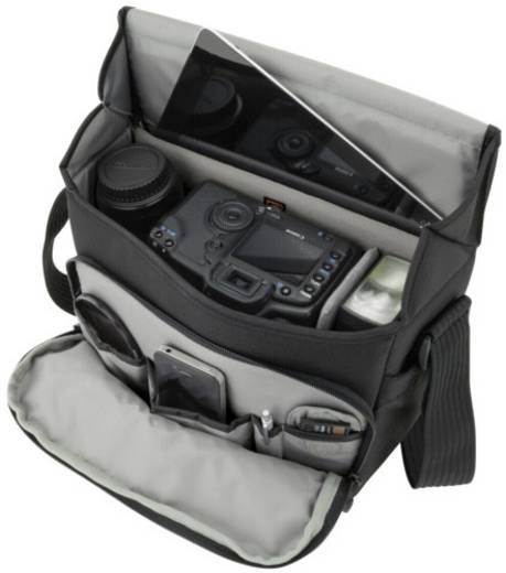 Lowepro Event Messenger 150 schwarz