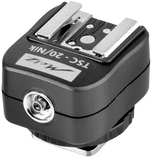 Blitzschuh Metz Sabot adaptateur flash pour Nikon TSC-20