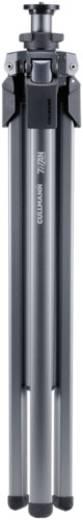 Dreibeinstativ Cullmann TITAN 935 3/8 Zoll Arbeitshöhe=74 - 162 cm Grau Wasserwaage