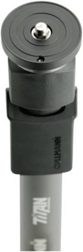 Einbeinstativ Cullmann TITAN 970 3/8 Zoll Arbeitshöhe=89 - 150 cm Grau