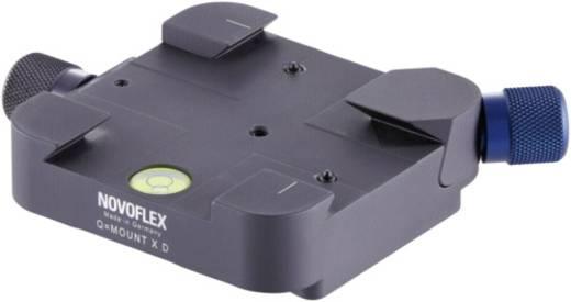 Novoflex Q=MOUNT XD Kupplung mit Kreuzkl