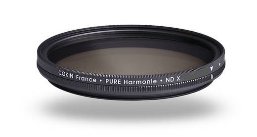 Graufilter Cokin 67 mm Pure Harmonie NDX 67 Variabl