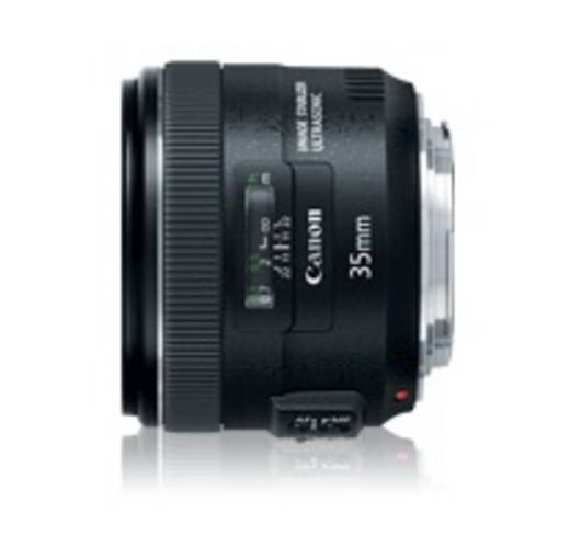 Weitwinkel-Objektiv Canon EF 2,0/35 mm IS USM