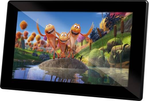 Digitaler Bilderrahmen 43.9 cm 17.3 Zoll Rollei Designline 6170 Black