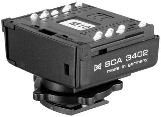 Blitzadapter Metz SCA 3402 Nikon