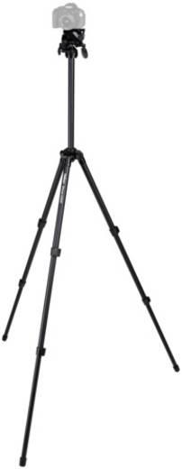 Dreibeinstativ Velbon 40368 Arbeitshöhe=29 - 179 cm Schwarz inkl. Tasche