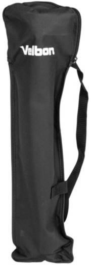 Dreibeinstativ Velbon 30178 Arbeitshöhe=145.5 cm (max) Schwarz inkl. Tasche