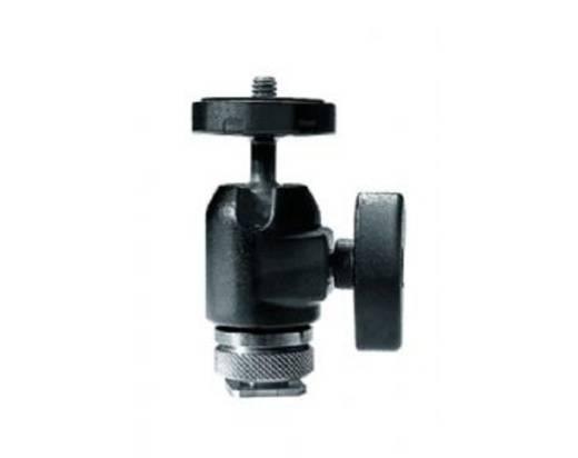 Manfrotto Kugelkopf Micro für Kameraschuh 492LCD