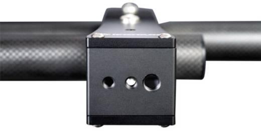 Dreibeinstativ Rollei 20944 1/4 Zoll, 3/8 Zoll Schwarz-Weiß