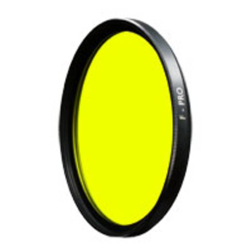 Farbfilter B & W 62 mm B+W F-Pro 022 geel-licht 495 MRC 62