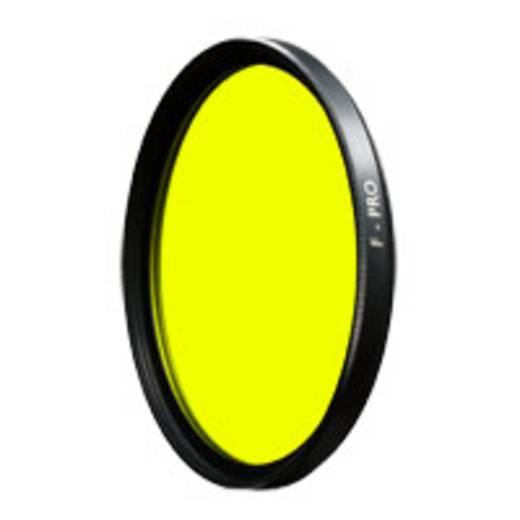 Farbfilter B & W 77 mm B+W F-Pro 022 geel-licht 495 MRC 77