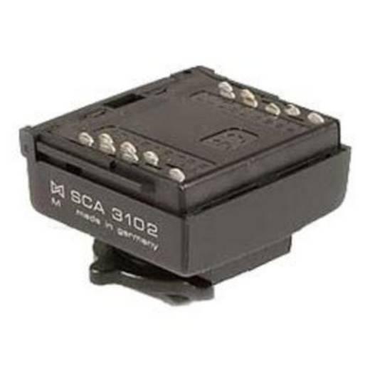 Blitzadapter Metz SCA 3102 M6 Canon