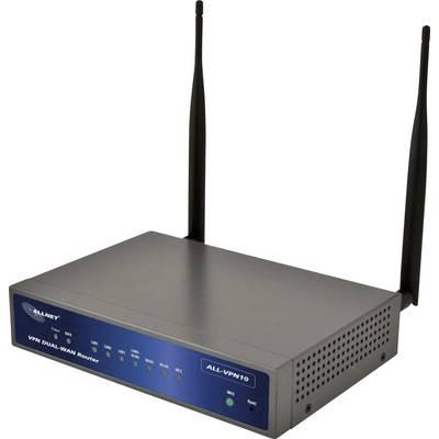 VPN Router 100 MBit/s Allnet ALL-VPN10 VPN/Firewall WLAN-WAN Router Preisvergleich