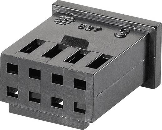 Buchsengehäuse-Kabel AMPMODU MOD II Polzahl Gesamt 16 TE Connectivity 280366 Rastermaß: 2.54 mm 1 St.