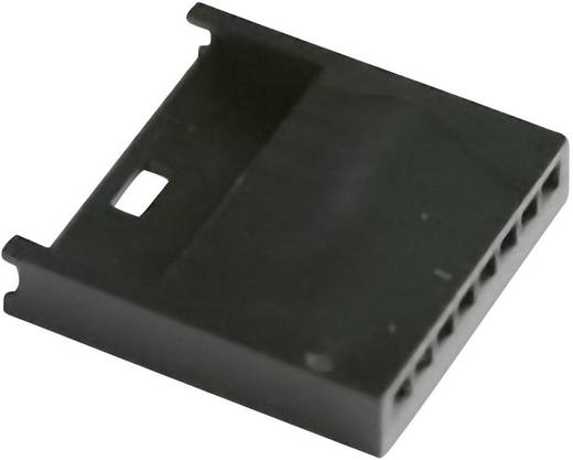 Stiftgehäuse-Kabel AMPMODU MOD II Polzahl Gesamt 8 TE Connectivity 280631 Rastermaß: 2.54 mm 1 St.