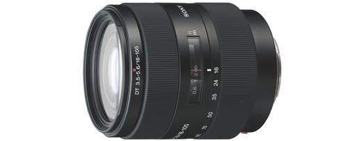 Weitwinkel-Objektiv Sony DT 3,5-5,6/16-105 f/3.5 - 5.6 16 - 105 mm