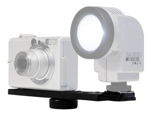 Blitzschienensystem Kaiser Fototechnik Barrette flash Kaiser en métal léger