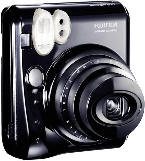 Sofortbildkamera Fujifilm Instax Mini 50S pianozwart set Piano-Schwarz