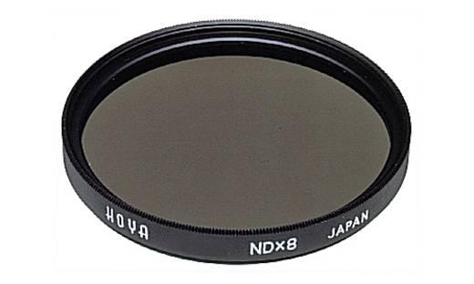Effektfilter Hoya 72 mm NDX 8 HMC 72