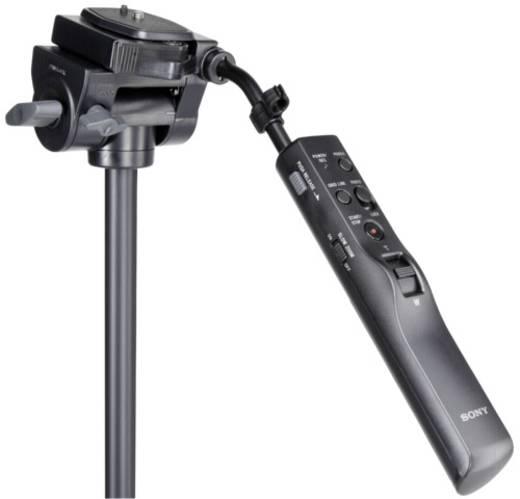 Dreibeinstativ Sony VCT-VPR1 Arbeitshöhe=43.5 - 146.5 cm Schwarz inkl. Tasche