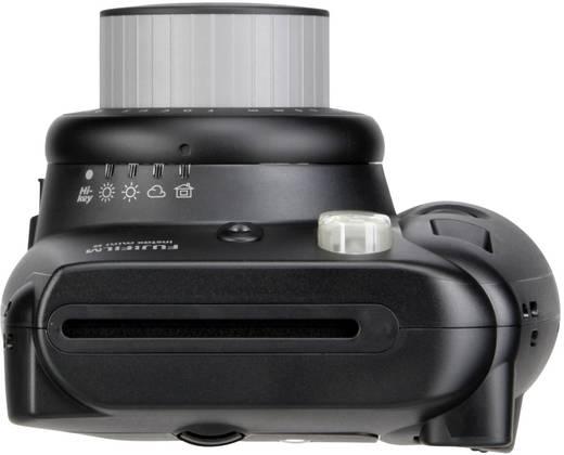 Sofortbildkamera Fujifilm Instax Mini 8 Set Schwarz