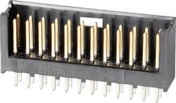 Barrette mâle (standard) série AMPMODU MOD II TE Connectivity 280388-1 Nbr total de pôles 44 Pas: 2.54 mm 1 pc(s)