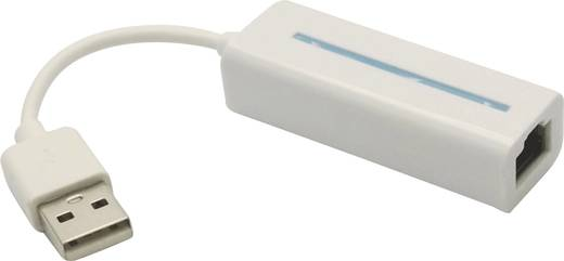 Netzwerkadapter 100 MBit/s Renkforce USB 2.0, LAN (10/100 MBit/s)