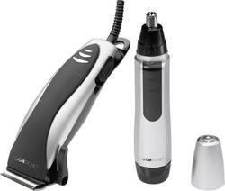 Zastřihovač vlasů + zastřihovač nosních a ušních chloupků Clatronic HSM3441NE