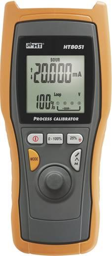 HT Instruments HT8051 Kalibrator Spannung, Strom Lithium-Ionen-Akku (eingebaut) Kalibriert nach ISO