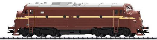 TRIX H0 T22671 H0 Diesellok NOHAB Typ Di3 der NSB